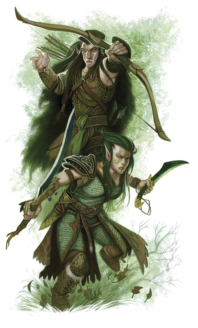 Elf, Variant (4e Race)