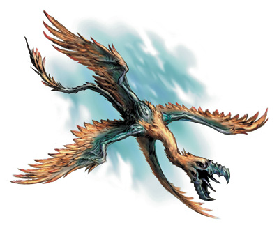 Arrowhawk (4e Monster)
