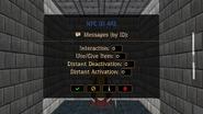 Npc message