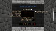 Interactive wall