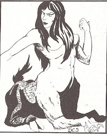 Lamia (Dungeons & Dragons)