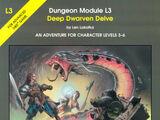 Deep Dwarven Delve