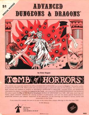 Tomb of Horrors (1e)