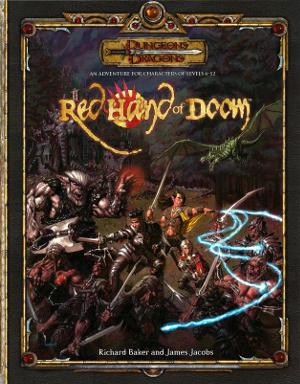 Red Hand of Doom