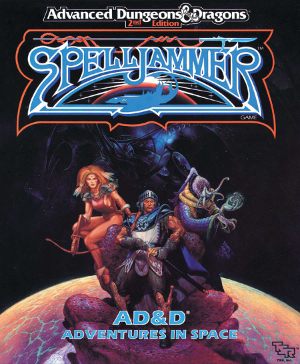 Spelljammer: AD&D Adventures in Space