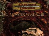 Monster Manual III (3e)