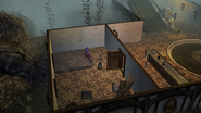 Aman'Lu (elevator to the arena)