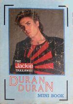 DURAN DURAN JACKIE UK MAGAZINE MINIBOOK 24 Page Special 1985 wikipedia.JPG