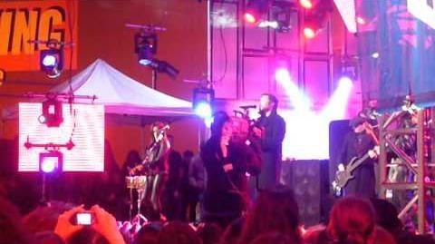 Duran Duran - Ordinary World Jimmy Kimmel 2011