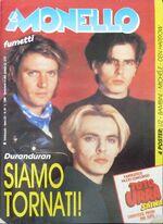 Mondello magazine wikipedia DURAN DURAN ITALIAN MUSIC MAGAZINE DEC 1988 durandurancollection nl.JPG