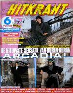 Hitkrant Magazine Duran Modern Talking Billy Joel Saxon arcadia wikipedia collection.JPG