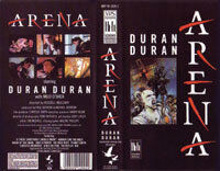 Arena uk VHS · PMI-EMI · UK · MVP 99 1099 2 duran duran video wikipedia.jpg