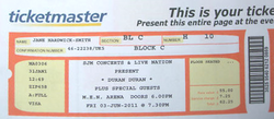 Duran duran ticket manchester 3 june 2011.png
