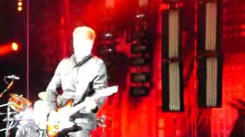 Duran Duran Intros Simon Willescroft sax and Dom Brown