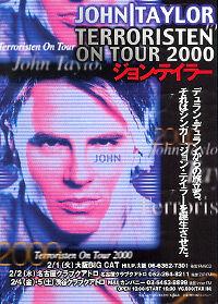 Jt2000 flyer1 john taylor.jpg