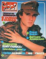 Magazine CIAO 2001 - N.23 '85 - DURAN DURAN + POSTER EURYTHMICS italy.png
