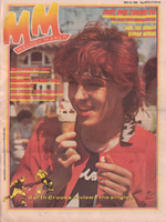 DURAN DURAN Melody Maker (5 22 82 UK Magazine nick rhodes duran duran.png