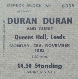 Queens hall leeds wikipedia duran duran ticket stub.jpg