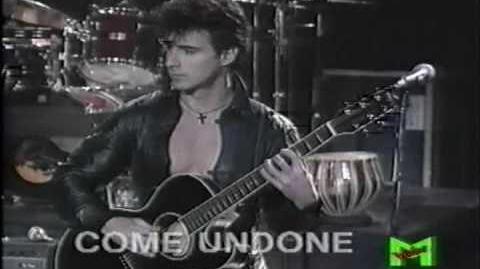 Duran Duran - Come Undone - Milan 1993 live