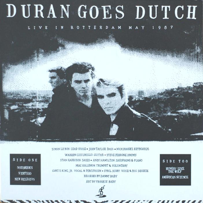Duran Goes Dutch