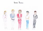 Duran painted