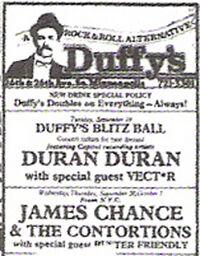 Duffy's Minneapolis 26th Avenue South and East 26th Street, Minneapolis, Minnesota wikipedia duran duran.jpg