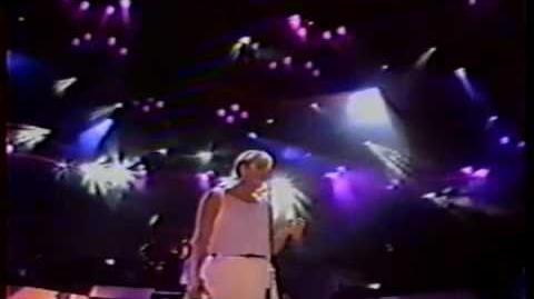Duran Duran - new religion - live brasil 1988