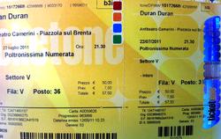 Ticket duran duran biglietto 22 july 2011 italy.png