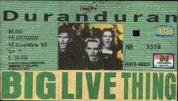 Duran duran milano ticket 12 december 1988 italy.png