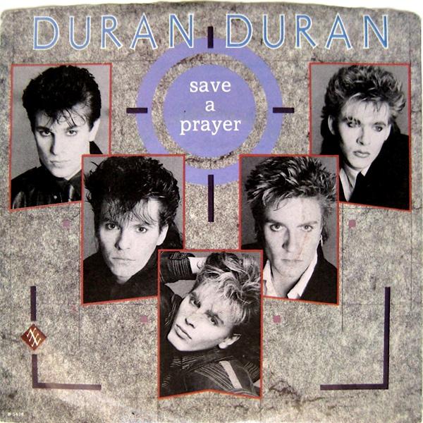 Save A Prayer - US: 7-PRO-9330 / P-B-5438