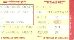 Duran ticket 23 june 87.png