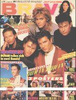 Bravo magazine duran duran discogs discography timeline wiki.jpg