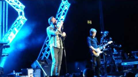 Duran Duran Ordinary World - LG Arena Birmingham 2011