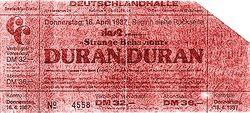 Ticket duran duran 1987-04-16 ticket.jpg