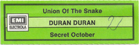 Jukebox title strip germany 1 union of the snake duran duran song wikipedia.png