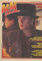 Melody maker 13 november 1982 duran duran simon le bon.png