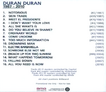 The Music of Duran Duran bmg chrysalis duran.png
