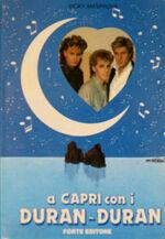 A capri con i duran duran forte editore book wikipedia italy VICKY MASPRONE.jpg