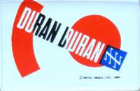 Duran duran licence holder tritec duran birmingham 1984.png