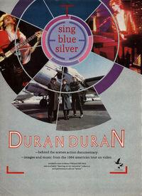 Sing Blue Silver video wikipedia duran duran advert 2.jpeg