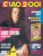 Ciao 2001 magazine italy wikipedia duran duran andy taylor guitarist.jpg