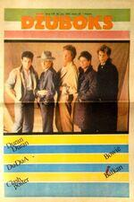DZUBOKS 24 JUNE 1983 DURAN DURAN MAGAZINE RARE.JPG