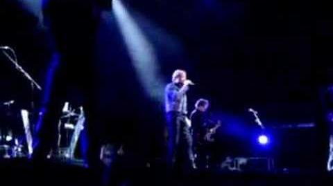 DURAN DURAN LIVE @ V FESTIVAL - THE REFLEX - MELBOURNE 2008