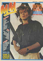 MELODY MAKER MAGAZINE - MARCH 26 1983 duran duran.png