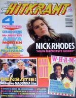 Hitkrant 8 '86 Duran duran magazine wikipedia durandurancollection collection nl com.JPG