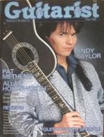 1 guitarist andy taylor magazine Volume 1 Number 12 May 1985 - 26 duran duran.png