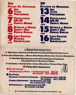 Ticket-Hollywood Rock 1988-Brazil wikipededia duran duran ticket stub 1.jpg
