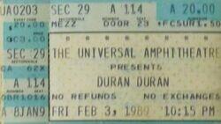 Universal Amphitheatre, Los Angeles, CA, USA a wikipedia duran duran.jpg