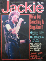 JACKIE magazine no.1054 17th March 1984 with DURAN DURAN and HOWARD JONES wikipedia.png