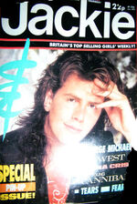 Jackie magazine SEPT 30 '85. JOHN TAYLOR DURAN DURAN wikipedia.JPG